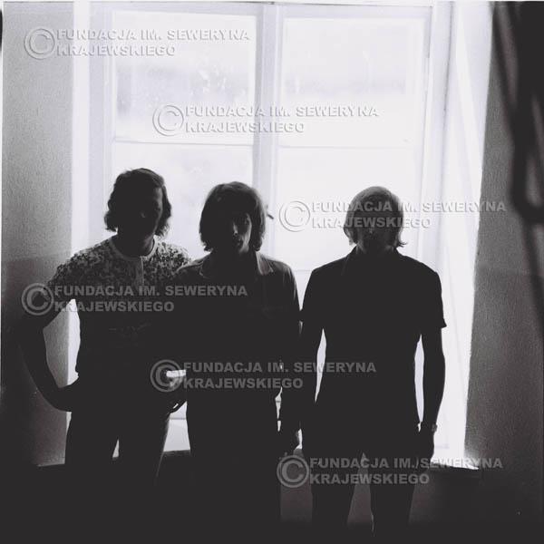 # 1003 - Czerwone Gitary 1970r. w składzie: Seweryn Krajewski, Bernaed Dornowski, Jerzy Skrzypczyk.