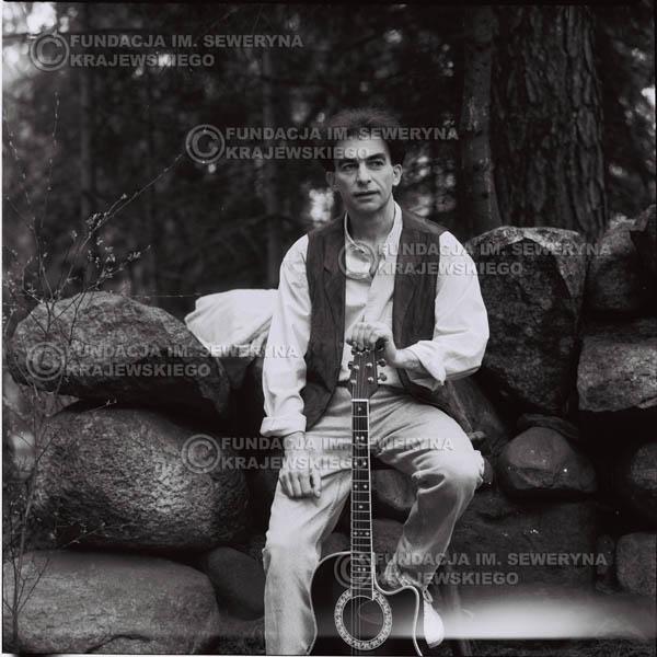 # 1134 - 1991r.sesja zdjęciowa w Michalinie, Seweryn Krajewski