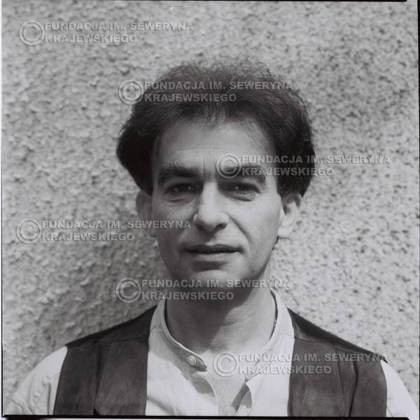 # 1135 - 1991r.sesja zdjęciowa w Michalinie, Seweryn Krajewski