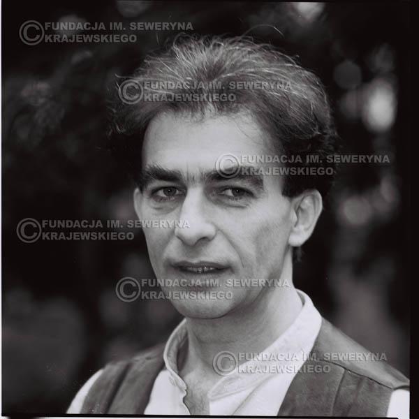 # 1136 - 1991r.sesja zdjęciowa w Michalinie, Seweryn Krajewski