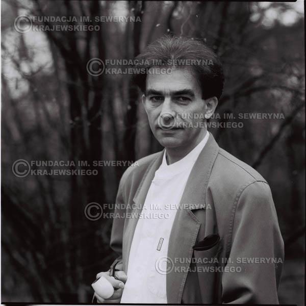# 1140 - 1991r.sesja zdjęciowa w Michalinie, Seweryn Krajewski