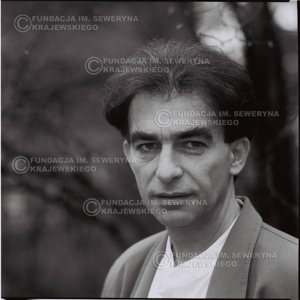 # 1142 - 1991r.sesja zdjęciowa w Michalinie, Seweryn Krajewski