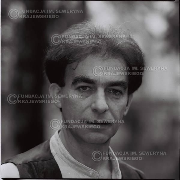 # 1143 - 1991r.sesja zdjęciowa w Michalinie, Seweryn Krajewski