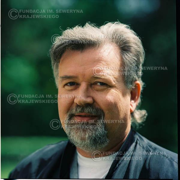 # 1183 - 1991r. sesja zdjęciowa w Michalinie, Bernard Dornowski