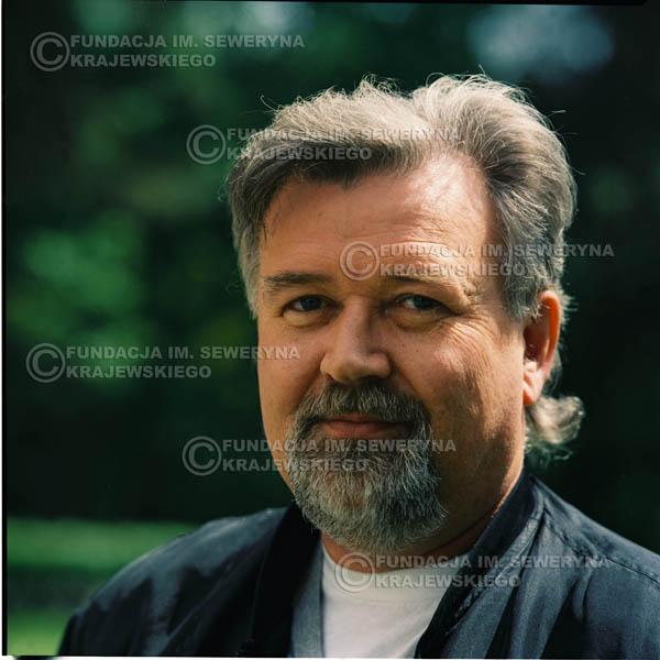 # 1184 - 1991r. sesja zdjęciowa w Michalinie, Bernard Dornowski