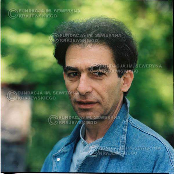 # 1189 - 1991r. sesja zdjęciowa w Michalinie, Seweryn Krajewski