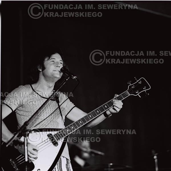 # 1257 - 1973r. Bernard Dornowski - koncert Czerwonych Gitar w Teatrze Polskim we Wrocławiu.