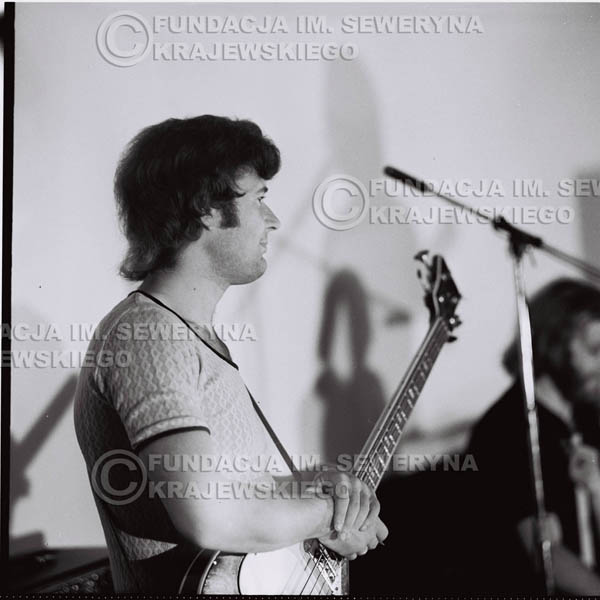 # 1284 - Bernard Dornowski - – 1973r. koncert Czerwonych Gitar w Poznaniu.
