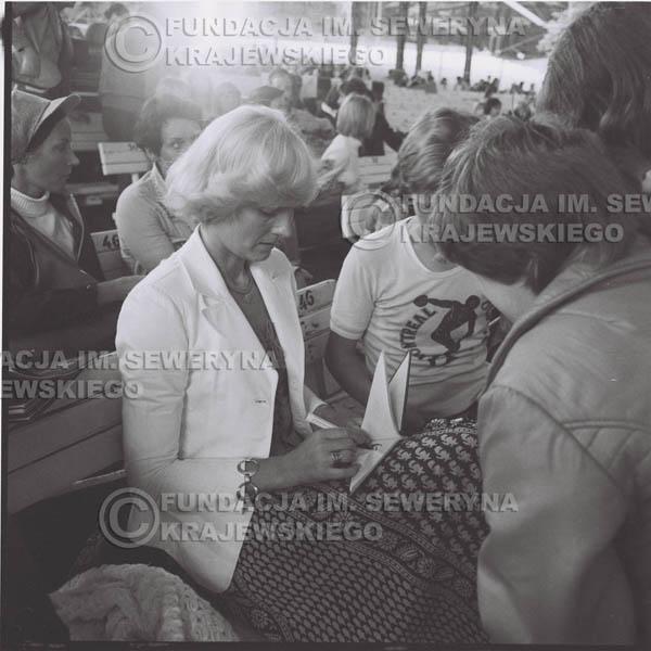 # 1351 - Helena Vondrachkova – 1977r. Pierwszy Międzynarodowy Festiwal INTERWIZJI w Sopocie.