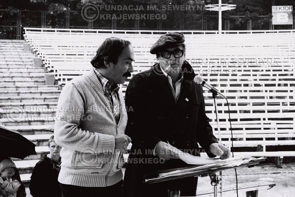 # 1526 - 1980 r Międzynarodowy Festiwal Piosenki w Sopocie, dyrygent orkiestry Henryk Debich (ale także zasiadał w jury festiwalu)