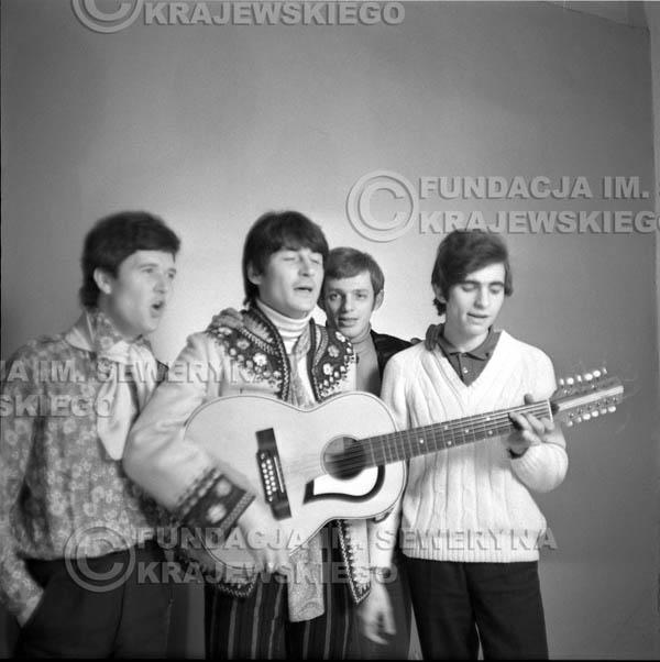 # 157 - Czerwone Gitary 1967r.