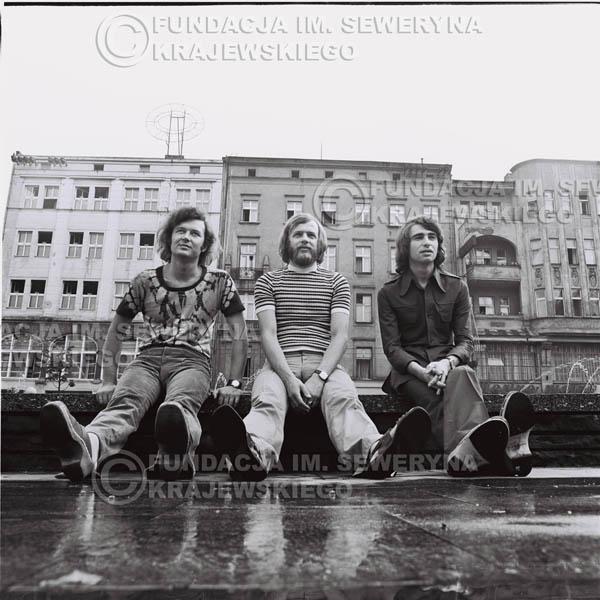 # 1606 - 1973r. sesja w Poznaniu. Bernard Dornowski, Seweryn Krajewski, Jerzy Skrzypczyk.