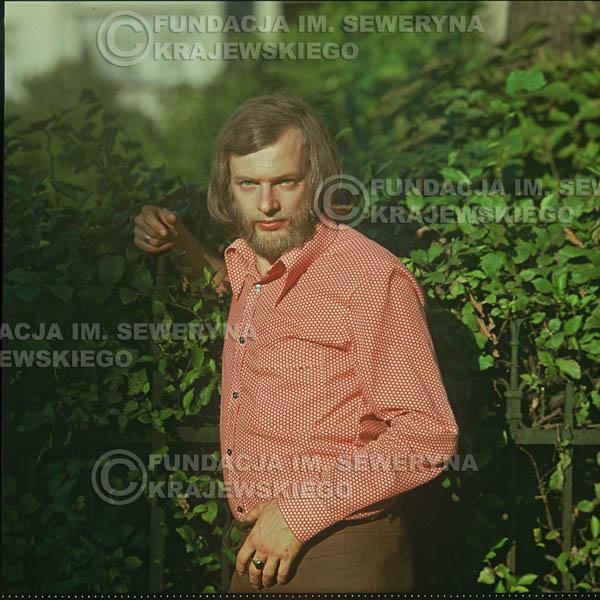 # 1620 - Jerzy Skrzypczyk - 1974r. sesja zdjęciowa w Sanoku.