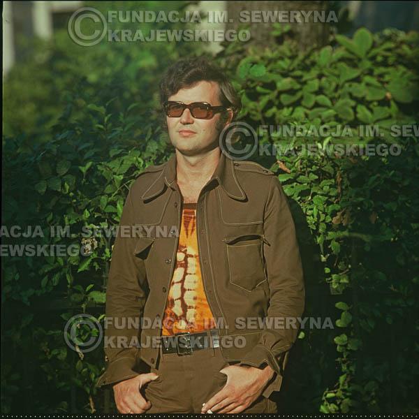 # 1622 - Bernard Dornowski - 1974r. sesja zdjęciowa w Sanoku.