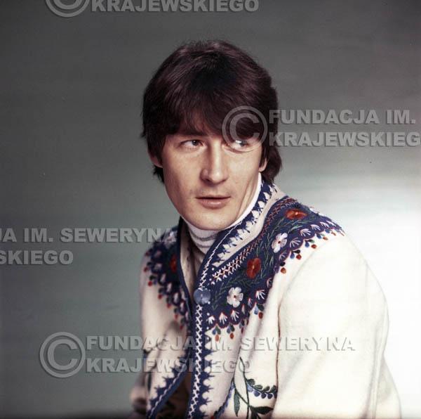 # 165 - Krzysztof Klenczon, sesja do płyty pt: 'Czerwone Gitary 3'