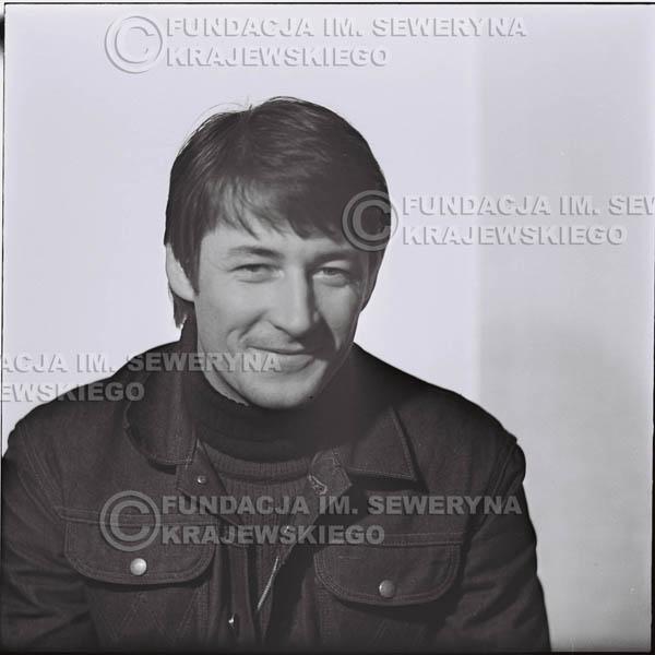 # 185 - 1967r. Krzysztof Klenczon sesja zdjęciowa do płyty pt: 'Czerwone Gitary 3'