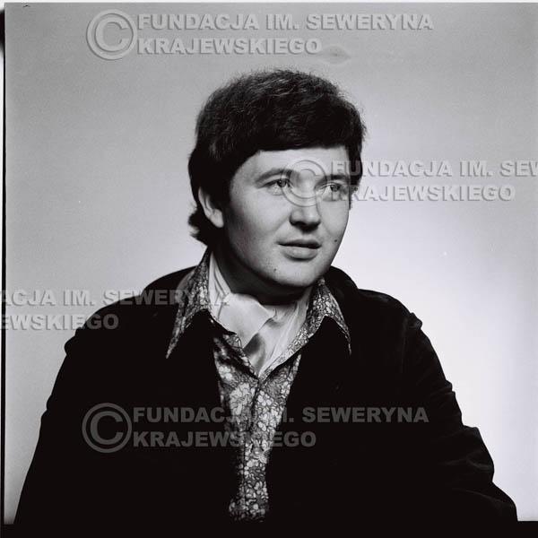 # 212 - Bernard Dornowski 1967r. sesja do płyty pt: 'Czerwone Gitary 3'