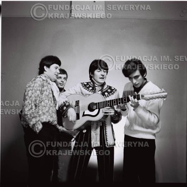 # 267 - Czerwone Gitary 1967r.