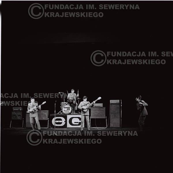 # 272 - Czerwone Gitary występ w Klubie 'Ster' we Wrzeszczu 1967r.