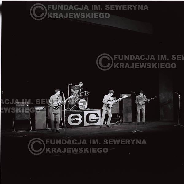 # 274 - Czerwone Gitary występ w Klubie 'Ster' we Wrzeszczu 1967r.