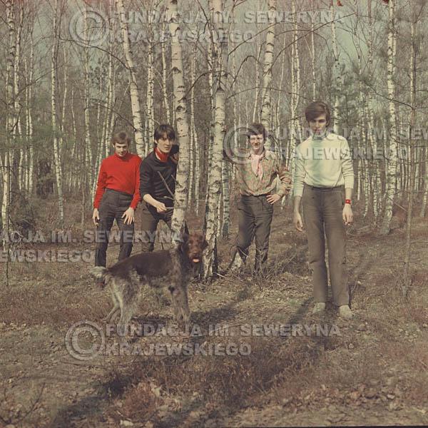 # 367 - Czerwone Gitary, 1967r. (zdjęcia dla fanów do autografów)