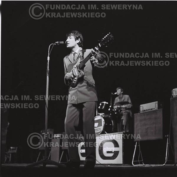 # 454 - Czerwone Gitary występ w Klubie 'Ster' we Wrzeszczu 1967r.