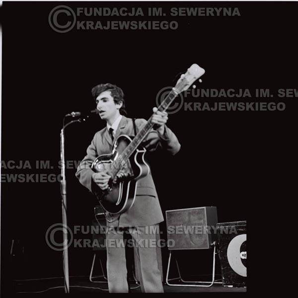 # 463 - Czerwone Gitary występ w Klubie 'Ster' we Wrzeszczu 1967r.