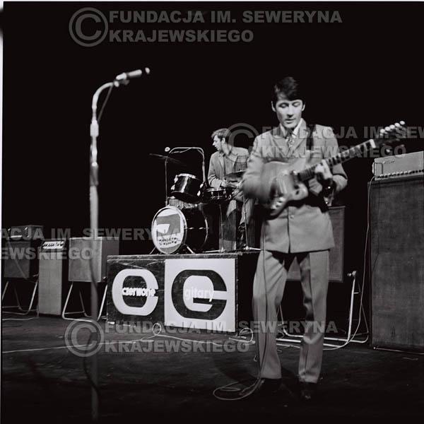 # 464 - Czerwone Gitary występ w Klubie 'Ster' we Wrzeszczu 1967r.
