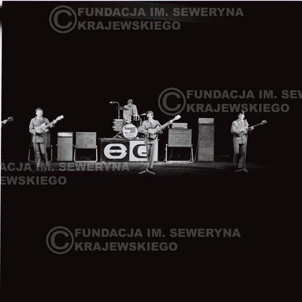 # 466 - Czerwone Gitary występ w Klubie 'Ster' we Wrzeszczu 1967r.