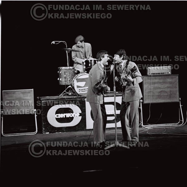 # 467 - Czerwone Gitary występ w Klubie 'Ster' we Wrzeszczu 1967r.