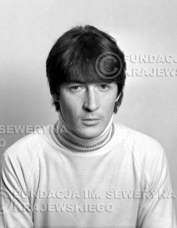 # 470 - Krzysztof Klenczon zdjęcia promocyjne 1966r.