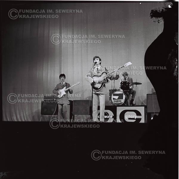 # 568 - Koncert 'Czerwonych Gitar' 1966r. w Elblągu. 'Czerwone Gitary'.