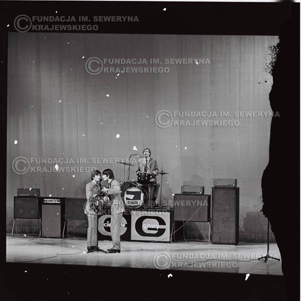 # 571 - Koncert 'Czerwonych Gitar' 1966r. w Elblągu. 'Czerwone Gitary'.