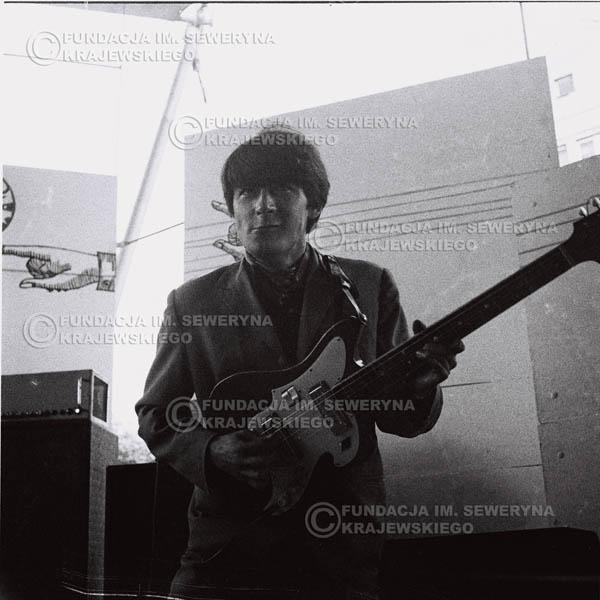 # 635 - 1966r, Nonstop. Koncert Czerwone Gitary. Krzysztof Klenczon.