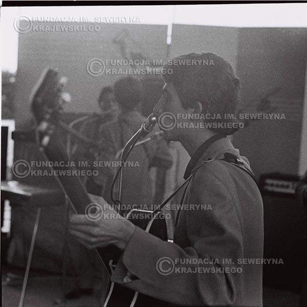 # 642 - 1966r, Nonstop. Koncert Czerwone Gitary. Seweryn Krajewski.