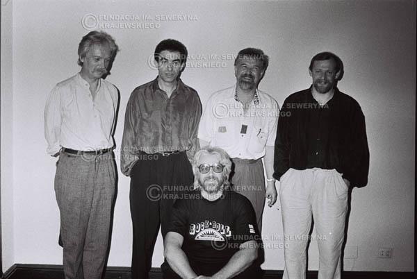 # 831 - come back Czerwonych Gitar w składzie: Jerzy Kosela, Seweryn Krajewski, Bernard Dornowski, Jerzy Skrzypczyk, 1994r.