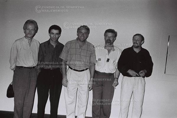 # 839 - come back Czerwonych Gitar w składzie: Jerzy Kosela, Seweryn Krajewski, Bernard Dornowski, Jerzy Skrzypczyk, 1994r.