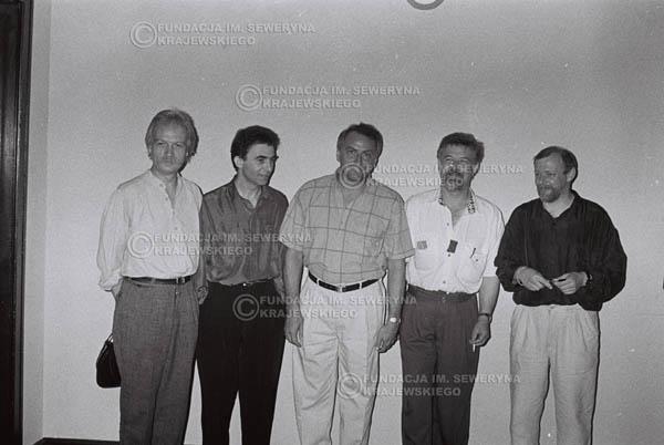 # 840 - come back Czerwonych Gitar w składzie: Jerzy Kosela, Seweryn Krajewski, Bernard Dornowski, Jerzy Skrzypczyk, 1994r.