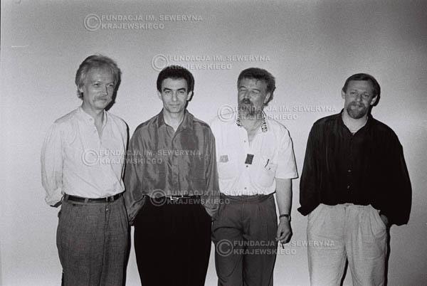 # 845 - come back Czerwonych Gitar w składzie: Jerzy Kosela, Seweryn Krajewski, Bernard Dornowski, Jerzy Skrzypczyk, 1994r.