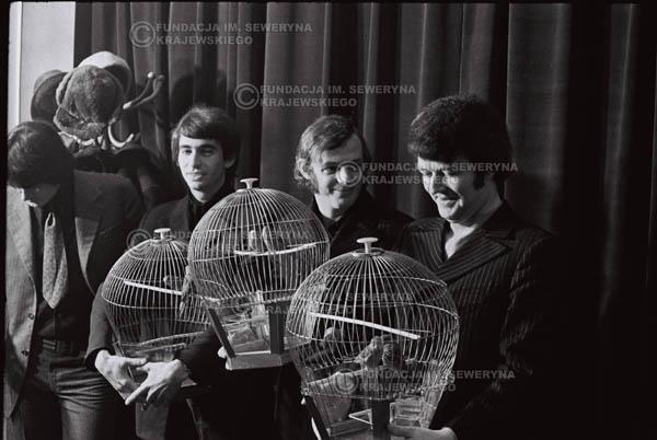 # 846 - 1968r. 'Zgaduj Zgadula' (program tv, papugi jako główna nagroda)