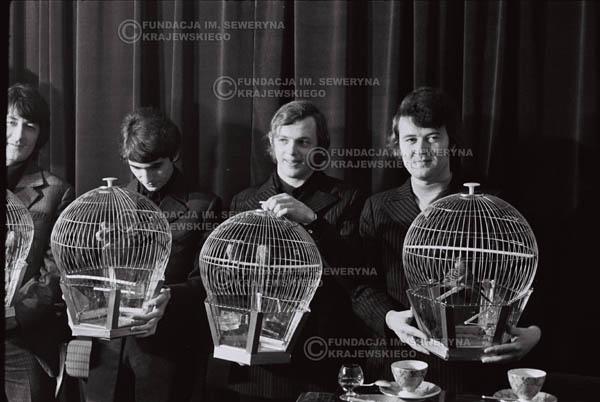 # 848 - 1968r. 'Zgaduj Zgadula' (program tv, papugi jako główna nagroda)