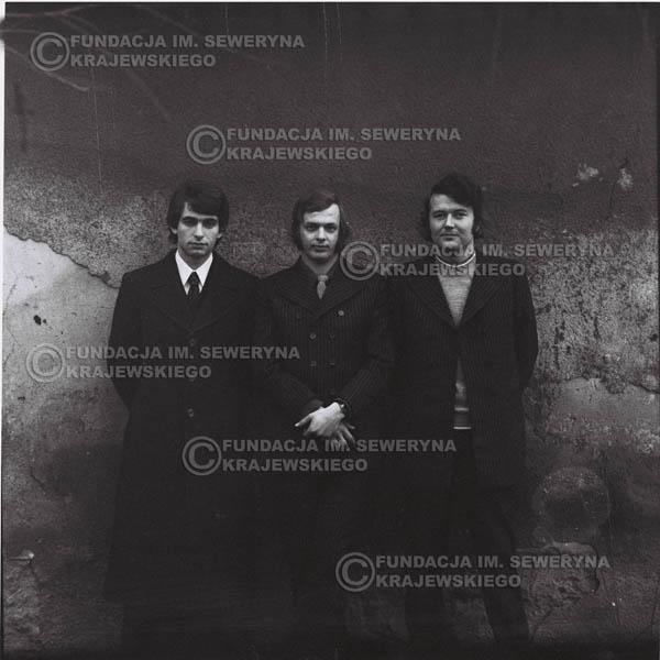 # 961 - 1970r. Czerwone Gitary w składzie: Seweryn Krajewski, Jerzy Skrzypczyk, Bernard Dornowski