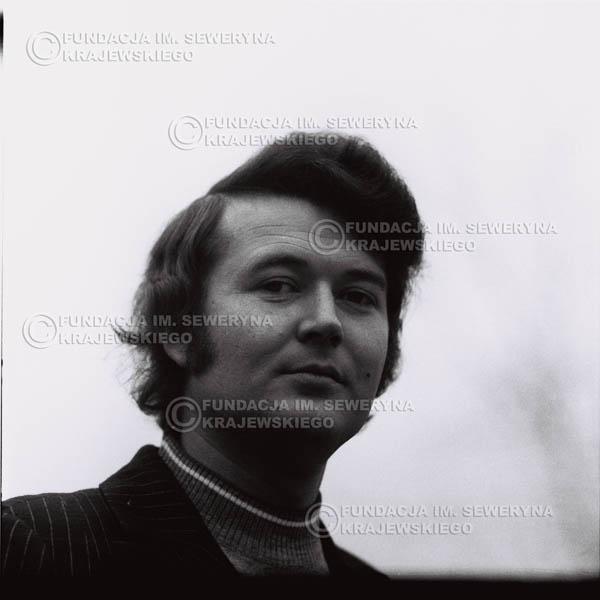 # 986 - Bernard Dornowski, zima 1970r.