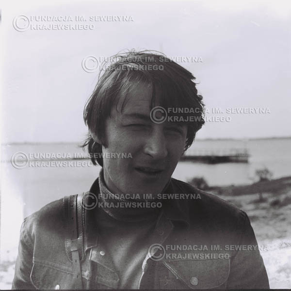 # 998 - 1969r. Zalew Zegrzyński, Krzysztof Klenczon