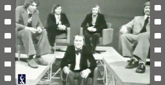 Czerwone Gitary. Wręczenie nagród TV, Katowice 1975 r.