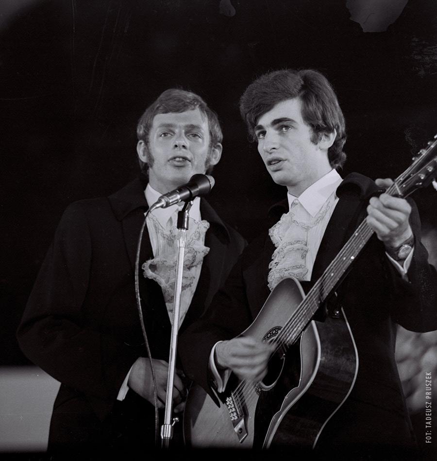 Jerzy Skrzypczyk i Seweryn Krajewski