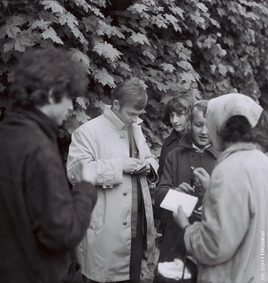 Seweryn Krajewski, Jerzy Skrzypczyk i Fanki